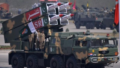Pakistan Nuclear Messile