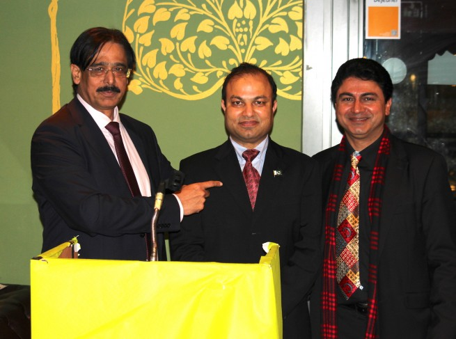 Pakistan Press Club France