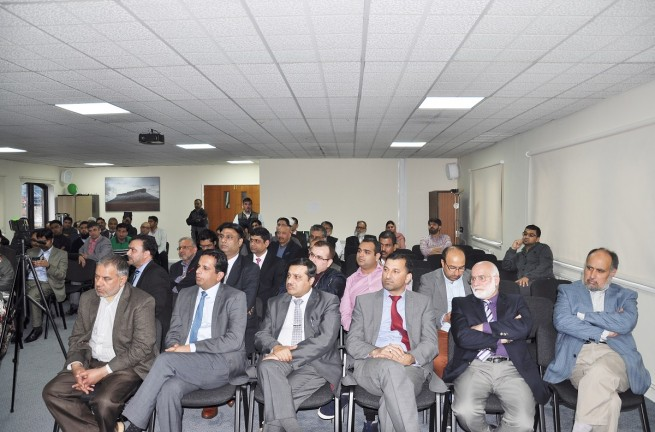 Pakistani Embassy Syed Bilal Qutab Honors Ceremony