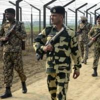 Pakistani border
