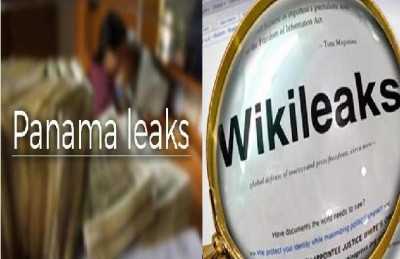 Panama Leaks And WikiLeaks