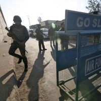Pathankot Air Base Attack
