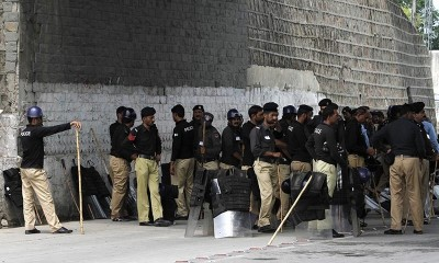 Police in Rawalpindi