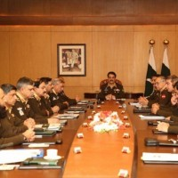 Raheel Sharif Meeting