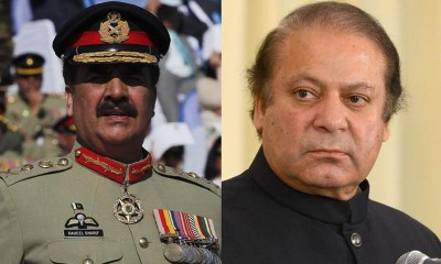 Raheel and Nawaz