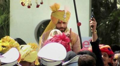 Ravindra Jadeja Weeding