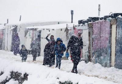 Refugee Sonwfall