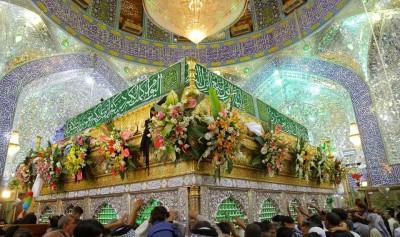 Roza e Mubarik of Hazrat Ali R.A
