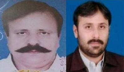 S Parvez Iqbal Gurchani and S. Shair Ali Gurchani