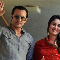 Saif and Kareena Kapoor