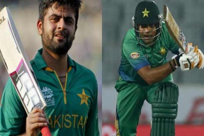 Shahzad and Umar