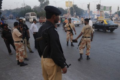 Sindh Police, Red Alert