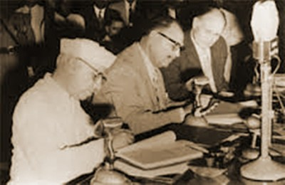 Sindh Taas Agreement