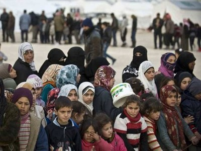 Syria Displacement