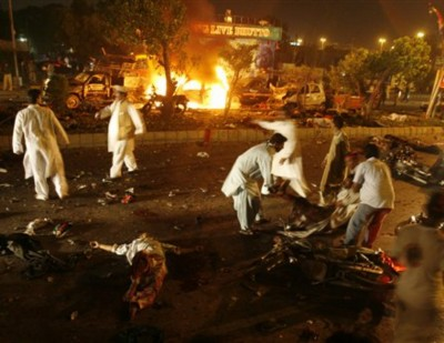 Terror in Pakistan