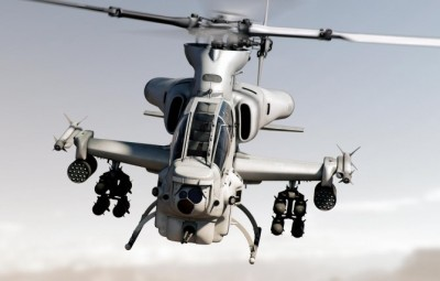 Viper Attack Helicopter