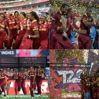West Indies Win