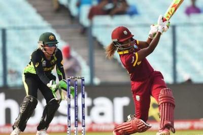 West Indies vs Australia