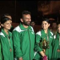 Women Kabaddi Team