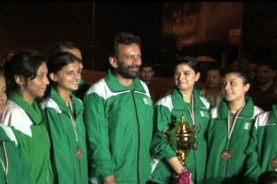 Women Kabaddi Team
