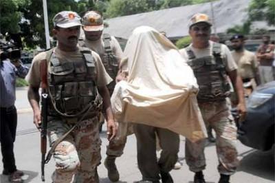 Zain Masud, arrested