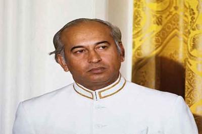 ZulfiQar Ali Bhutto,