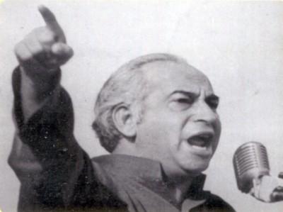 Zulfiqar Ali Bhutto Speech