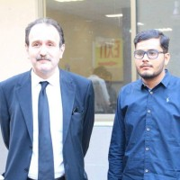 Meeting with Munib Iqbal