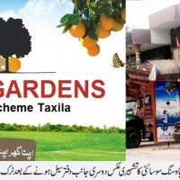 taxila gardns off