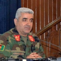 Afghan Army Chief