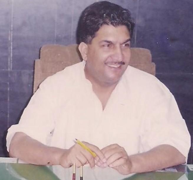 Akhtar Bukhari