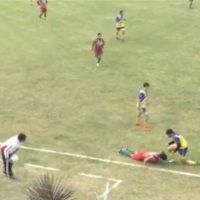 Argentine Footballer Dies