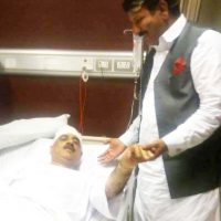 Asghar Ali Meet Raja Razzaq