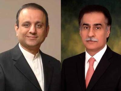 Ayaz Sadiq Vs Aleem Khan