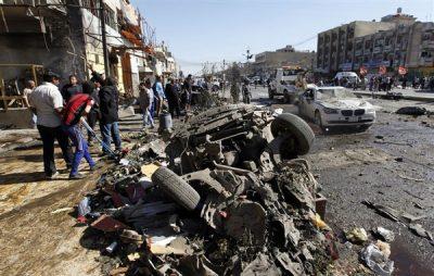 Baghdad Blast
