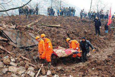 China Landslides