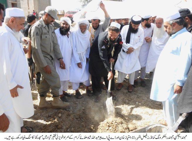 Dastar Bandee Ground Breaking ceremony