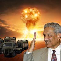 Dr Abdul Qadeer Khan Nuclear Test