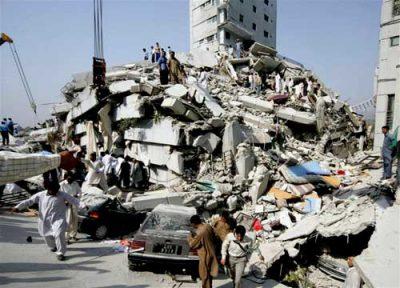 Earthquake Pakistan
