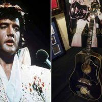 Elvis Presley Guitar