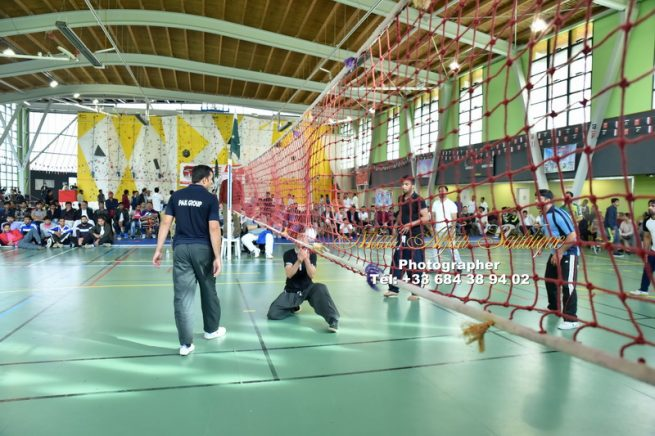 Europeen Valley Ball Tournament 2016