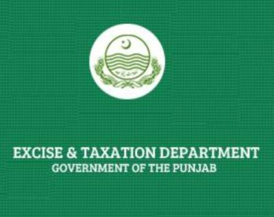 Excise and Taxation Department Punjab