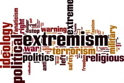 Extremist behavior