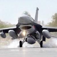 F-16 Fighter Plane