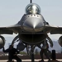 F-16 aircraft