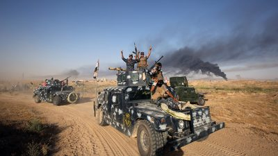 Fallujah to battle Islamic