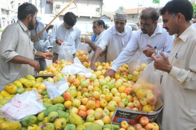 Fruits Buying
