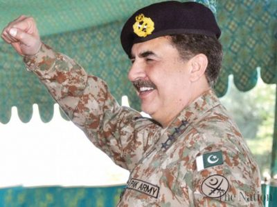General Raheel Sharif,