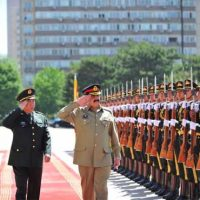 General Raheel Sharif,China Visited