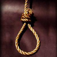 Hanged
